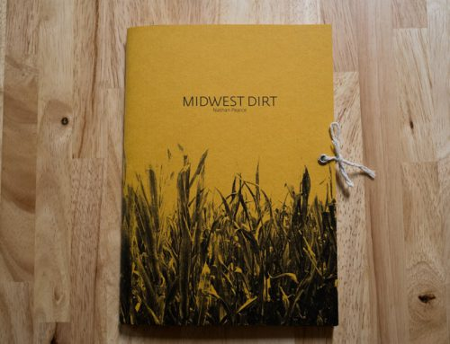 Book Binding DIY: making of Midwest Dirt