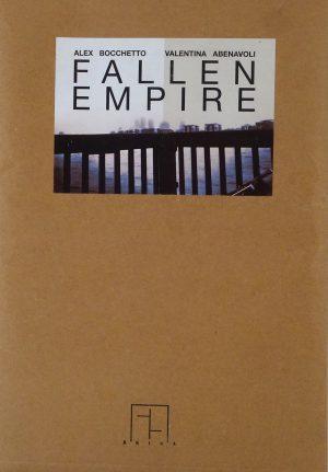 Alex bocchetto valentina abenavoli akina fallen empire London olympics photobook cover