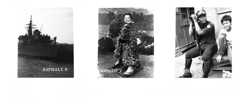 Asphalt - Atsushi Fujiwara - Akira Hasegawa